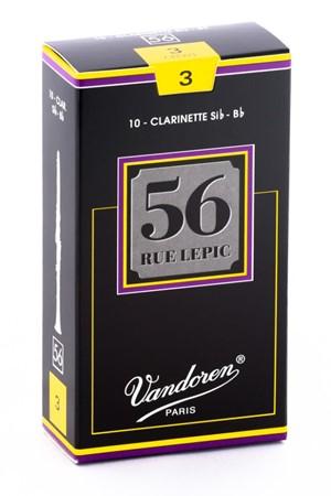 Klarnet Kamış Vandoren 56 Rue Lepic no.3 Bb