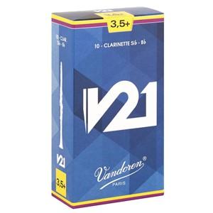 Klarnet Kamış Vandoren V21 no.3,5+ Bb-