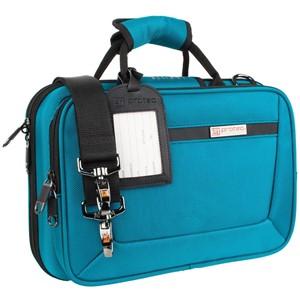 Klarnet Kutu Protec Slimline Pro Pac açık mavi Bb