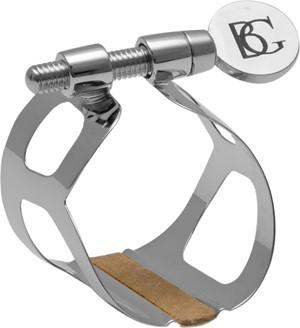 Klarnet Ligatür&kapak BG L2 Tradition - gümüş kaplama Bb