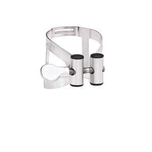 Klarnet Ligatür&kapak Vandoren M/O pewter plastik kapaklı Bb