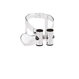 Klarnet Ligatür&kapak Vandoren M/O silver plastik kapaklı Bb