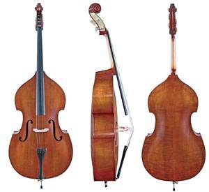 Kontrbas Gewa Allegro Student Bass Instrument only 3/4