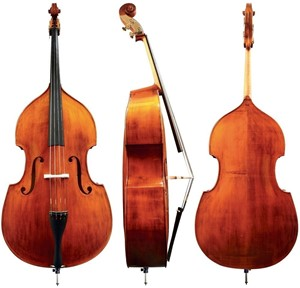 Kontrbas Rubner Model 62 Instrument only 4/4 5 telli