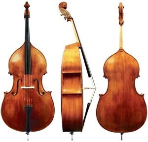 Kontrbas Rubner Model 66 Instrument only 3/4