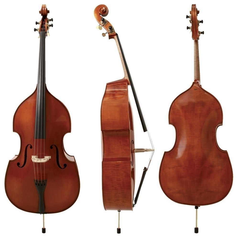 Kontrbas Rubner Model 69 Instrument only 4/4 5 telli