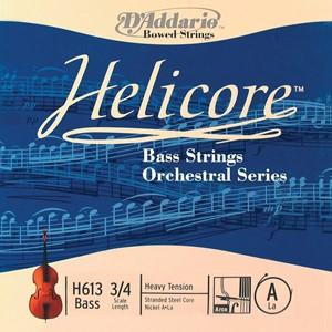 Kontrbas Tel D'addario Helicore - Orchestra A