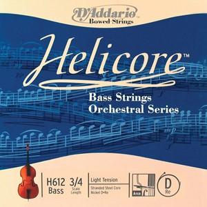 Kontrbas Tel D'addario Helicore - Orchestra D