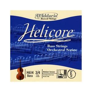 Kontrbas Tel D'addario Helicore - Orchestra E