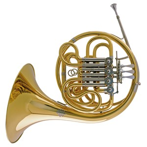 Korno Alexander 1103 messing+detachable bell F/Bb-