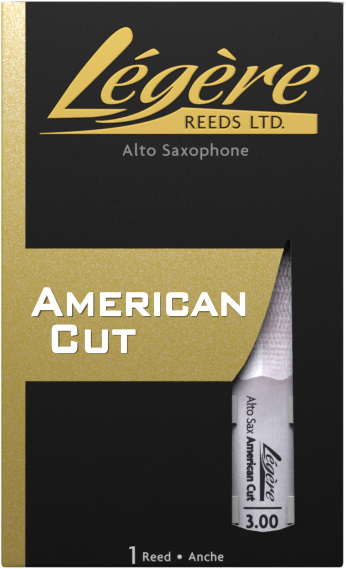 Legere Alto Saksofon Kamışı American Cut no.1.5 Synthetic