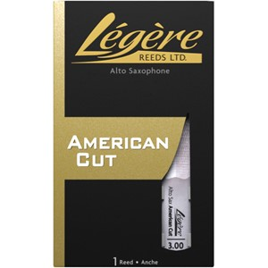 Legere Alto Saksofon Kamışı American Cut no.2  Synthetic