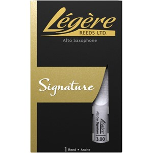 Legere Alto Saksofon Kamışı Signature no.2.25 Synthetic