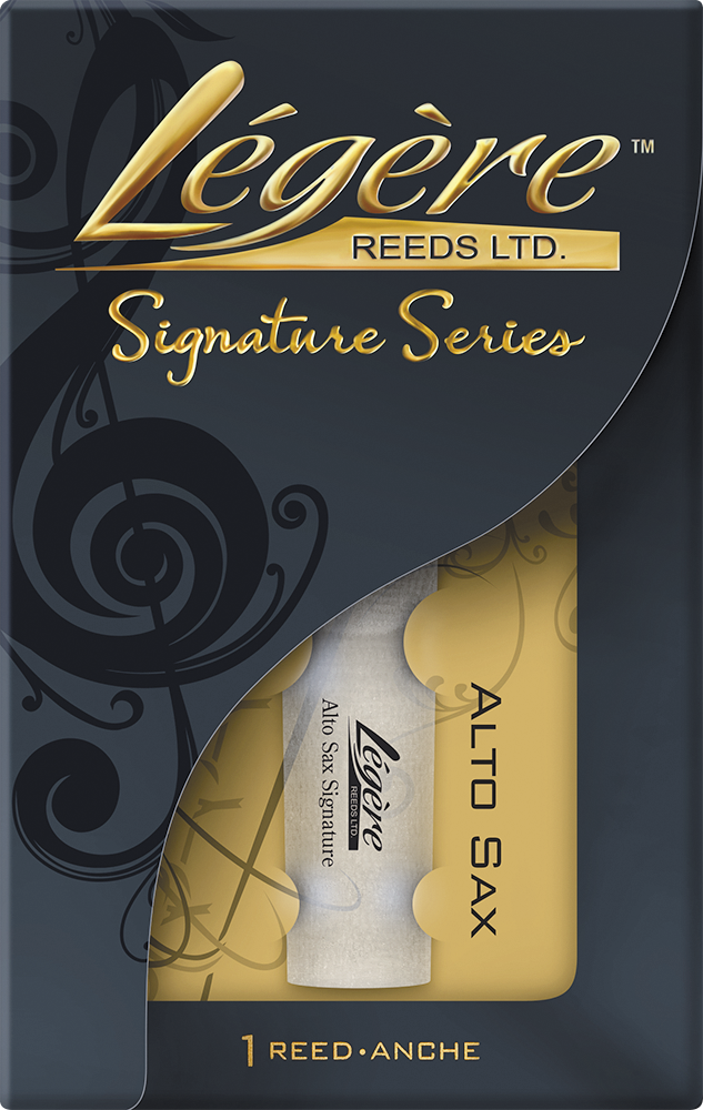 Legere Alto Saksofon Kamışı Signature no.2.75 Synthetic
