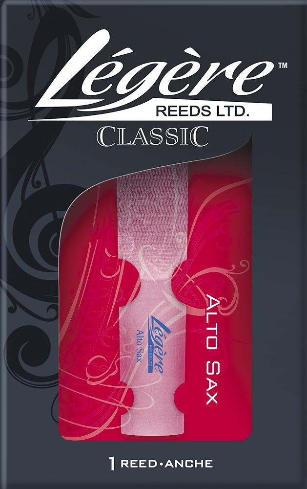 Legere Alto Saksofon Kamışı Standard no.1.75 Synthetic