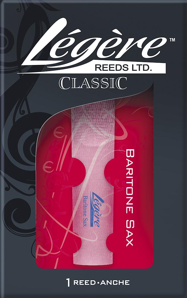 Legere Bariton Saksofon Kamışı Standard no.2.5 Synthetic
