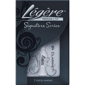 Legere Bb Klarnet Kamışı European Signature no.4.25 Synthetic