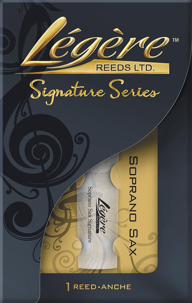 Legere Soprano Saksofon Kamışı Signature no.3.5 Synthetic