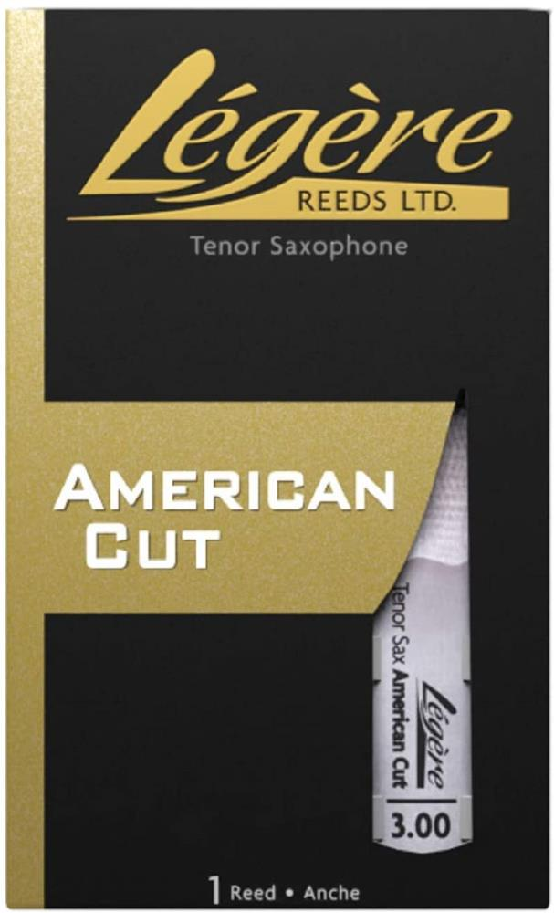 Legere Tenor Saksofon Kamışı American Cut no.3 Synthetic