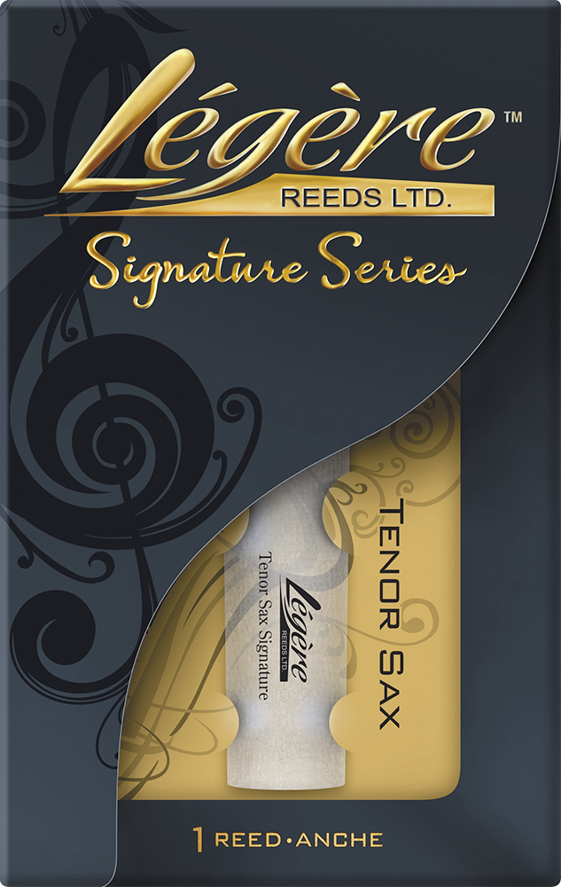 Legere Tenor Saksofon Kamışı Signature no.2.5 Synthetic