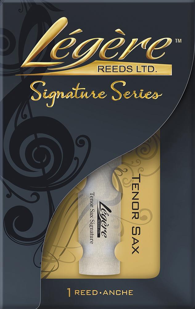 Legere Tenor Saksofon Kamışı Signature no.3.5 Synthetic