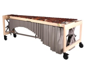 Marimba Adams Artist-Custom rosewood bars 4 1/3 Oktav