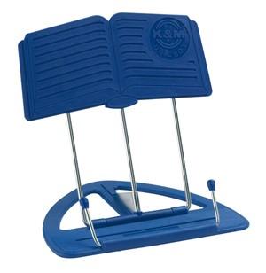 Masa üstü nota sehpası K&M 12440 Uni-Boy Book mavi