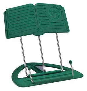 Masa üstü nota sehpası K&M 12440 Uni-Boy Book yeşil