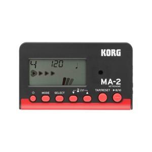 Metronom Korg MA-2 siyah-kırmızı