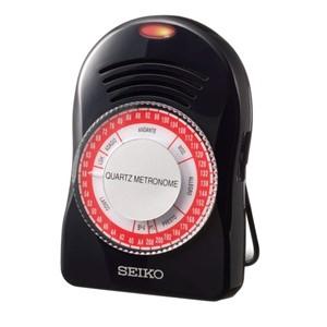 Metronom Seiko SQ50V siyah