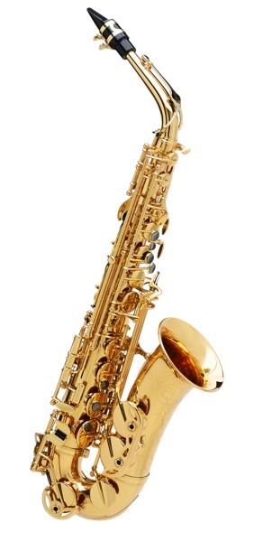 Saksofon Buffet Crampon Senzo Alto yellow brass