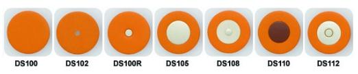 Saksofon Güderi Premium de luxe deri - plastik disk takım Soprano