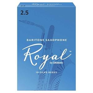 Saksofon Kamış Rico Royal no.2,5 Bariton