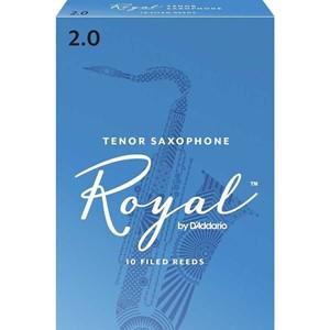 Saksofon Kamış Rico Royal no.2 Tenor