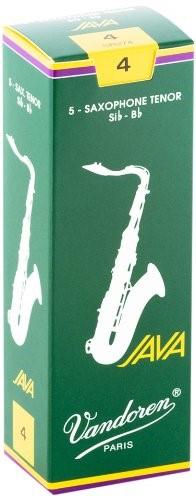 Saksofon Kamış Vandoren Java no.4 Tenor