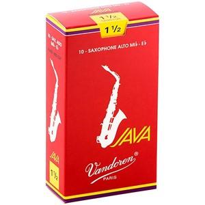 Saksofon Kamış Vandoren Java-Red no.1,5 Alto