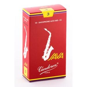 Saksofon Kamış Vandoren Java-Red no.3 Alto