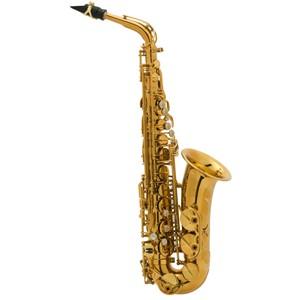 Saksofon Selmer-Paris Reference Koyu sarı & gravürlü w/case&mpc Alto
