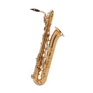 Saksofon Selmer-Paris Super Action 80 II Sarı & gravürlü w/case&mpc Bariton