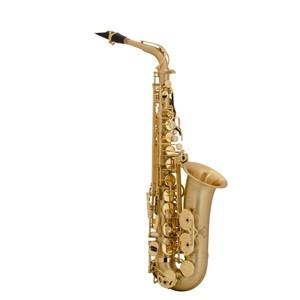 Saksofon Selmer-Paris Super Action 80 III Mat-fırçalanmış görünümlü w/case&mpc Tenor