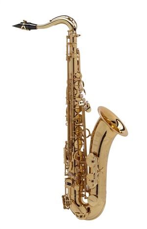 Saksofon Selmer-Paris Super Action 80 III Sarı & gravürlü w/case&mpc Tenor