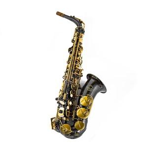 Saksofon Trevor James Artemis siyah gövde-sarı perdeler Alto