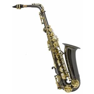 Saksofon Trevor James Artemis siyah gövde-sarı perdeler Tenor