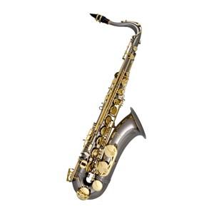 Saksofon Trevor James Classic siyah gövde-sarı perdeler Tenor