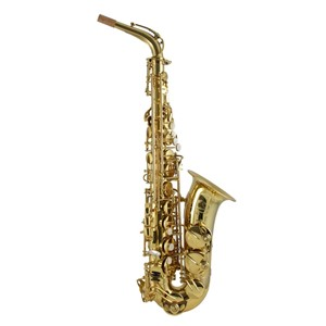 Saksofon Trevor James Signature Custom gold lacquered Alto