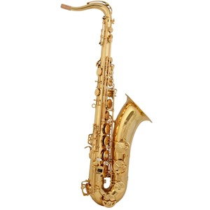 Saksofon Trevor James Signature Custom gold lacquered Tenor