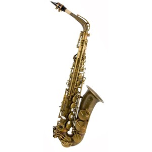 Saksofon Trevor James Signature Custom raw-unplated big bell Alto