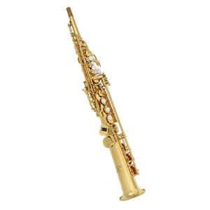 Saksofon Trevor James SR 2 boyunlu Soprano