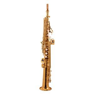 Saksofon Trevor James The Horn Soprano 2 boyunlu