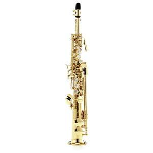 Saksofon Yanagisawa S-981 low Bb High F#, straight & curved necks Soprano